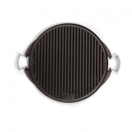 Plancha de hierro fundido para cocinar 43cm for Hierro fundido