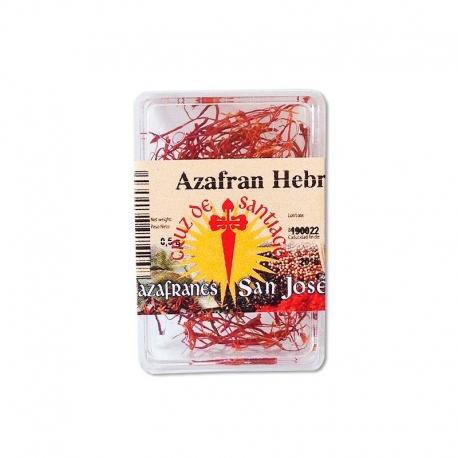 Azafrán en hebra natural 2g