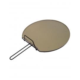 Plancha Inox Redonda Ø60cm