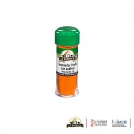 Sazonador con azafrán para paella 25gr