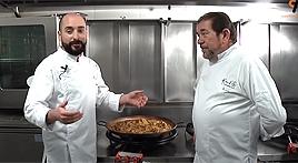 Explicación Cómo hacer paella valenciana