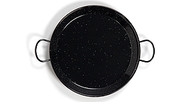 Paelleras esmaltadas induccion y vitro paella
