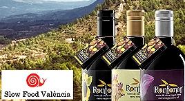 Aceite para paella especial con variedades de aceitunas autóctonas valencianas como la blanqueta